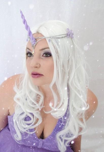 Lavender Unicorn Headpiece It's A Mother