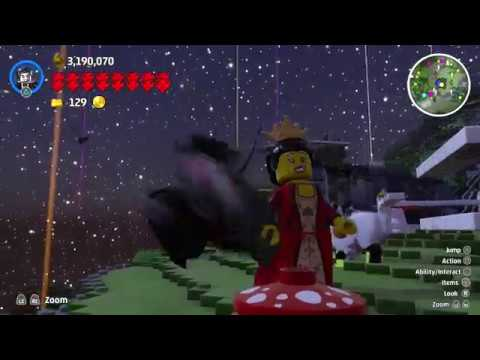 Lego Worlds The Unicorn Unlock Quest Is Glitched, How Do You Get