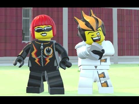 Lego Worlds Walkthrough