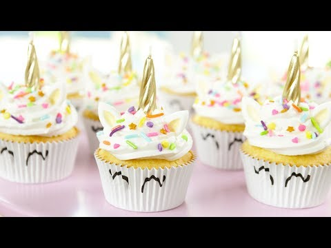 Making Unicorn Cupcakes W  Jojo Siwa!