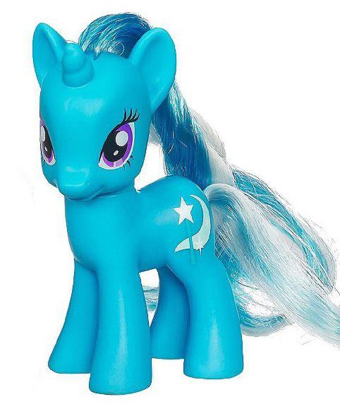 My Little Pony Trixie Lulamoon Blue Unicorn Wedding Series