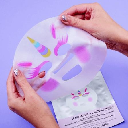 Nails Inc Sparkle Like A Unicorn Gift Set