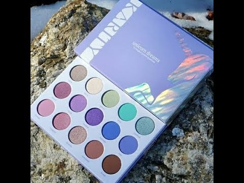 New Eye Shadow Palette's From Karity Cosmetics