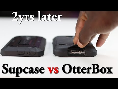 Otterbox Vs Supcase 2 Yrs Later