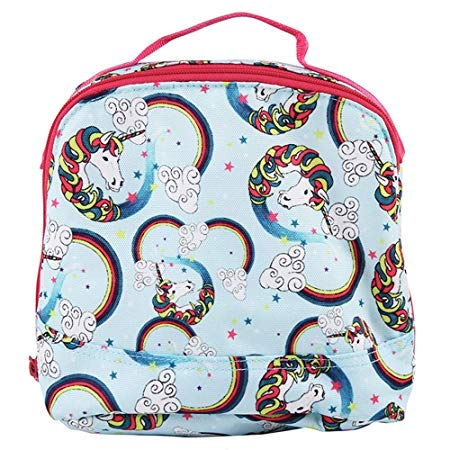 Paperchase Unicorn Clip On Lunch Bag  Amazon Co Uk  Kitchen & Home