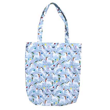 Paperchase Unicorn Star Foldaway Bag  Amazon Co Uk  Kitchen & Home