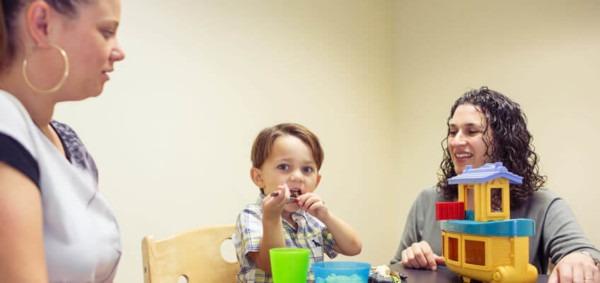 Pediatric Feeding Disorders Clinic