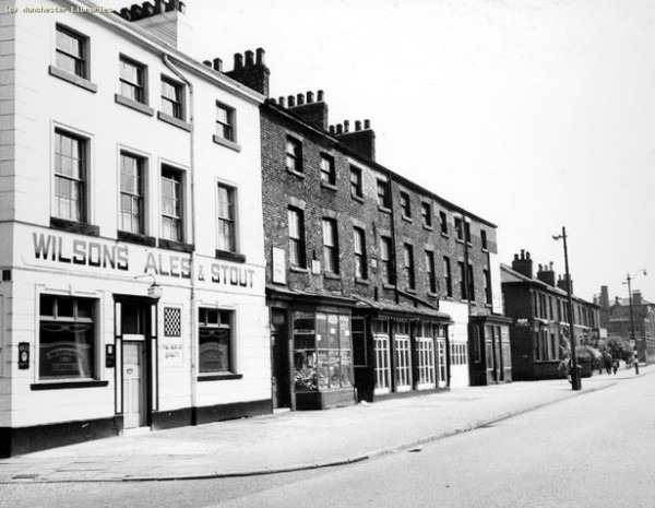 Pictured  56 Old Manchester Pubs