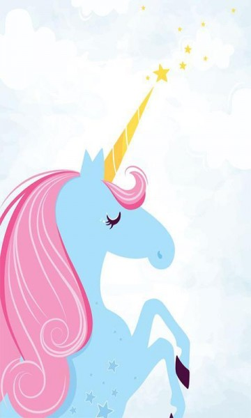 Pony Unicorn Lock Screen For Android