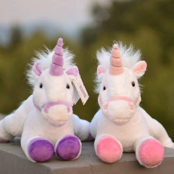 Real Life Plush Unicorn Doll Toys Children Birthday Gifts Toy