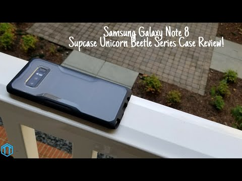 Galaxy Note 8 Unicorn Beetle Pro Case