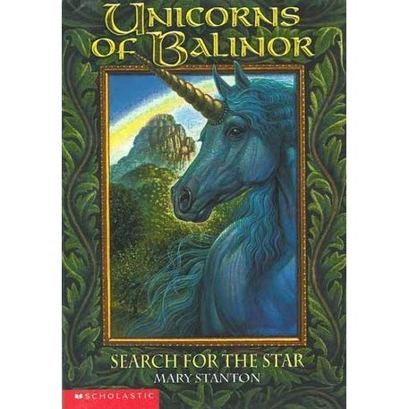 Search For The Star (unicorns Of Balinor,  5) By Mary Stanton