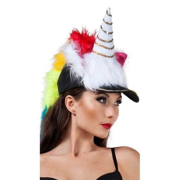 Shop Fuzzy Unicorn Hat, Fuzzy Hat
