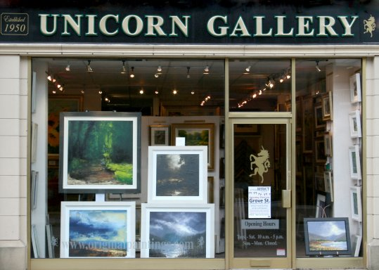 Sophie Ploeg  Unicorn Gallery