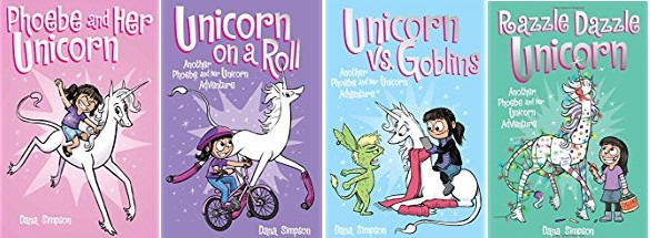 Sparkles! Unicorns! Comics!
