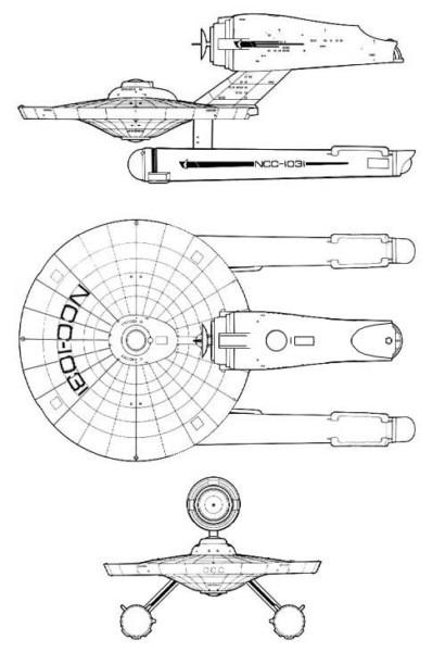 Star Trek Starship Designs