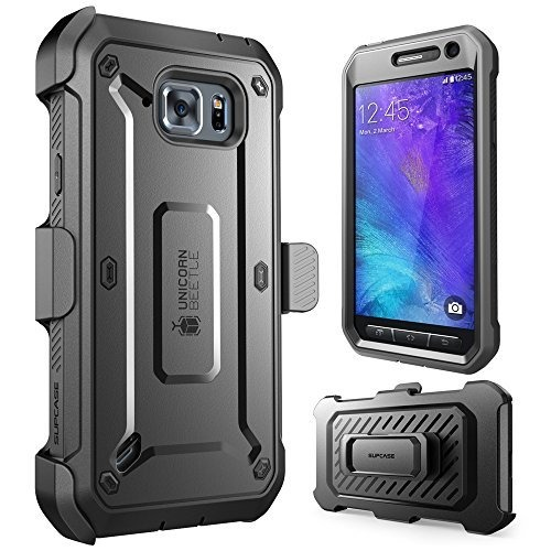 Supcase Unicorn Beetle Pro Series Holster Case For Samsung Galaxy