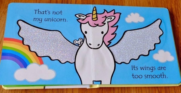 That's Not My Unicorn From Usborne Books And More Has Arrived