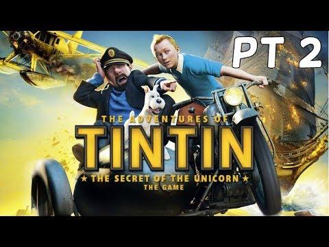 The Adventure Of Tintin (part 2)