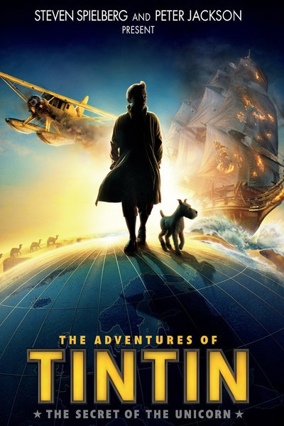The Adventures Of Tintin Movie Review (2011)