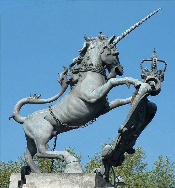 The National Animal Of Scotland Is The Unicorn  Scots Are That
