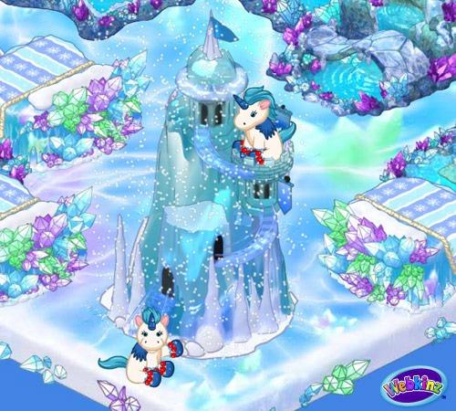 The Polar Unicorn Has Arrived In Webkinz World!