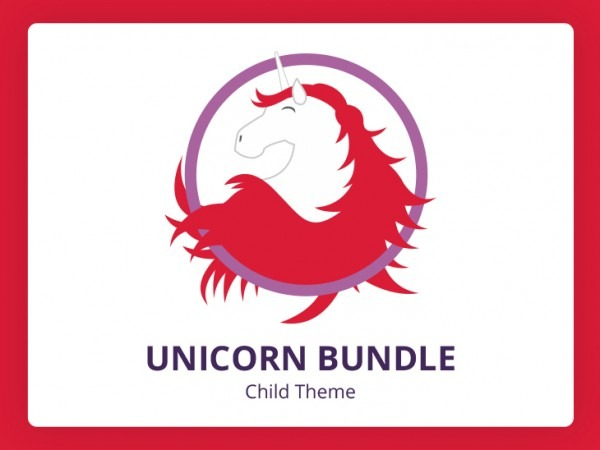 Theme Wordpress Unicorn Bundle Divi Child Theme By Divi Den