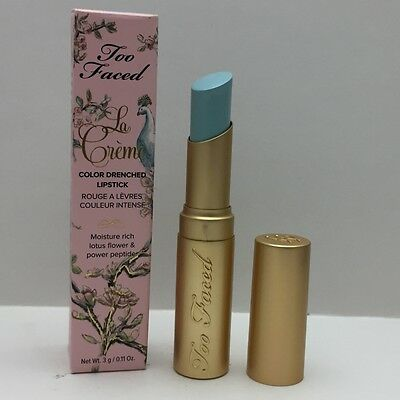 Too Faced La Creme Color Drenched Lipstick Shade  Unicorn Tears