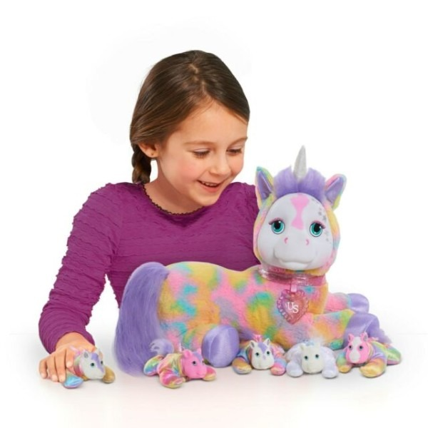 Toys R Us Unicorn Surprise Stuffed Figure