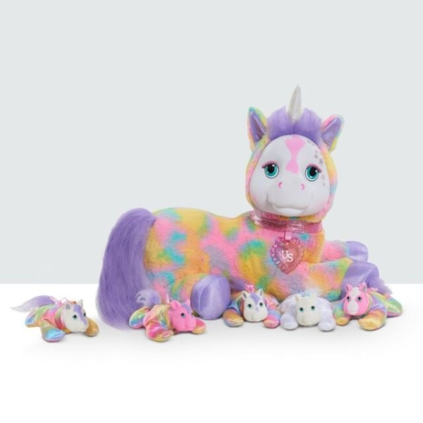 Toys R Us Unicorn Surprise Stuffed Figure