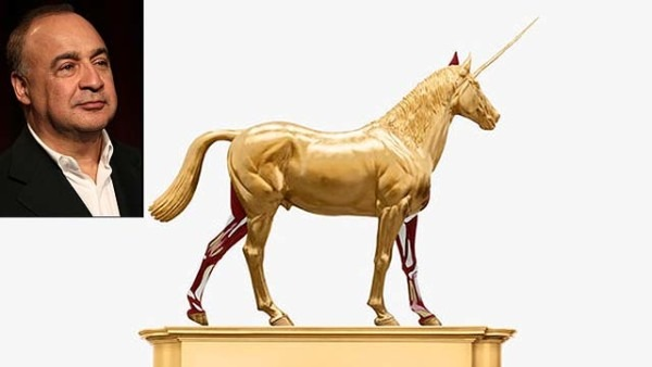 Tycoon Leonard Blavatnik Buys $6 Million Unicorn