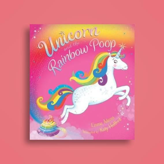 Unicorn And The Rainbow Poop