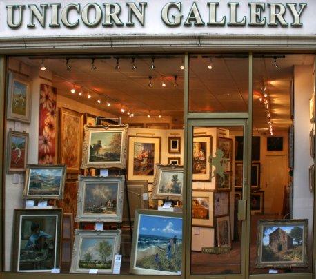 Unicorn Art Gallery Wilmslow