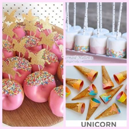 Unicorn Birthday Outfit & Party Ideas For Girls