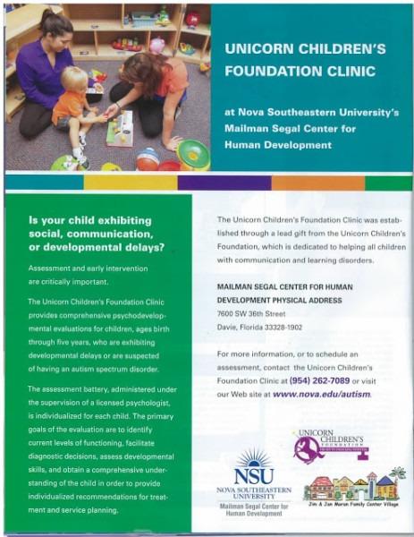 Unicorn Children's Foundation  Unicorn Children's Foundation Clinic