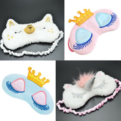 Unicorn Eye Mask Primark Princess Sleep Mask Blindfold Travel