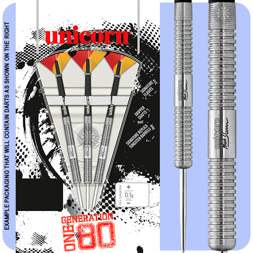 Unicorn Generation 180 Tungsten Darts