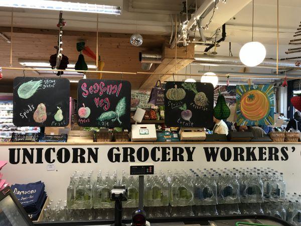 Unicorn Grocery Manchester