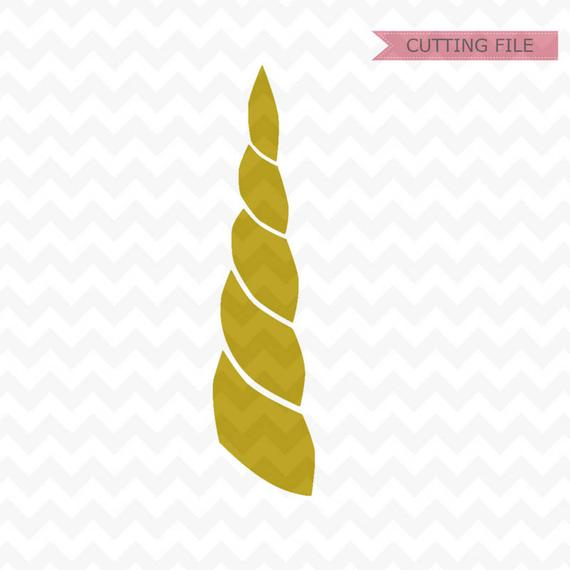 Unicorn Horn Svg Unicorn Svg And Png Instant Download