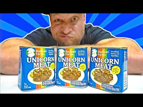 Unicorn Meat Taste Test