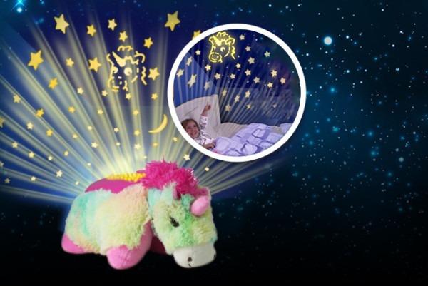 Unicorn Night Light Star Projector