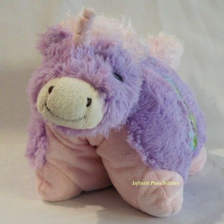 Unicorn Pillow Pet On The Hunt