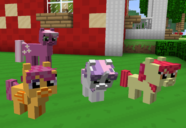 Unicorn Pony Mod For Minecraft 1 0 Apk Download
