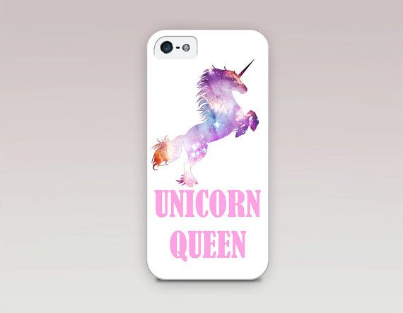 Unicorn Queen Phone Case For