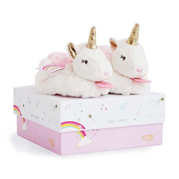 Unicorn Slippers, 0