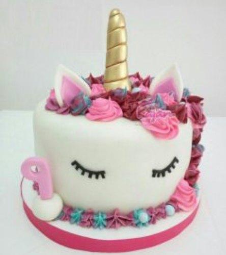 Unicorn Theme Cake, थीम केक