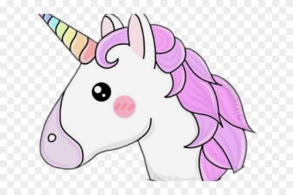 Unicorn Tumblr Sticker Png, Transparent Png