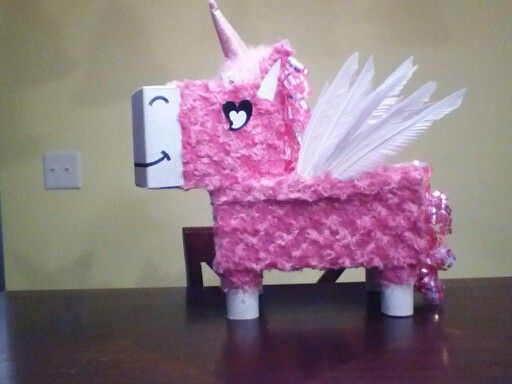 Unicorn Valentine's Day Box