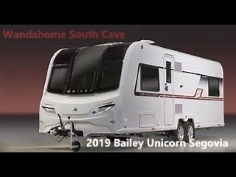 2019 Bailey Unicorn Segovia