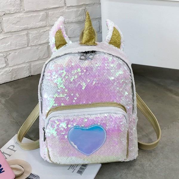 2019 Luxury Famous Brand Cute Unicorn Backpack Backpacks Girl